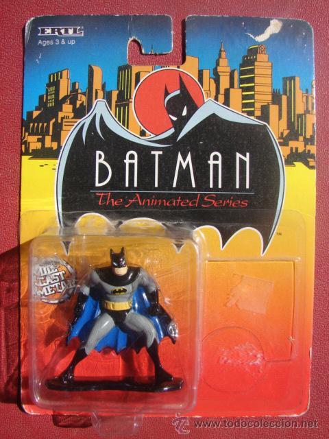 BATMAN - THE ANIMATED SERIES - ERTL (Juguetes - Figuras de Acción - DC)