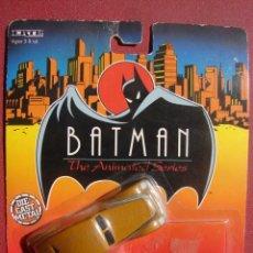 Figuras y Muñecos DC: BATMAN - THE ANIMATED SERIES - BRUCE WAYNE CAR - ERTL. Lote 25753644