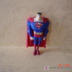 Figuras y Muñecos DC: SUPERMAN - 6.8 CM DE ALTURA -. Lote 17241841