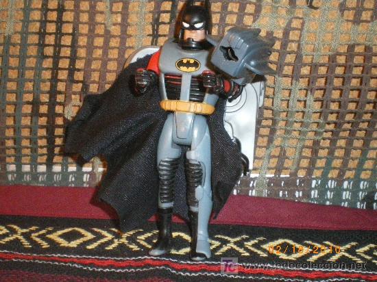 VIEJO MUÑECO ACCION BAT MAN (Juguetes - Figuras de Acción - DC)