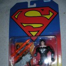 Figuras y Muñecos DC: ANTIGUO BLISTER SUPERMAN CON CAÑON LASER DE SUPER CARGA NUEVO DE TIENDA. Lote 23917311