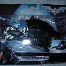 Figuras y Muñecos DC: ANTIGUO BLISTER BATMAN CON BATMOTO BLINDADA NUEVA. Lote 26236666