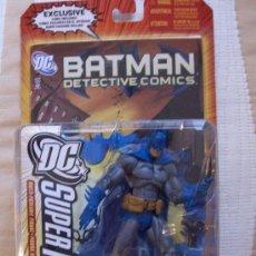 Figuras y Muñecos DC: FIGURA BATMAN SUPERHEROES, SIMILAR MARVEL LEGENDS Y DC UNIVERSE CLASSICS, PERFECTA. Lote 140936349