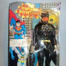 Figuras y Muñecos DC: FIGURA DE BATMAN, ARTICULADA.. Lote 197644420