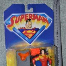 Figuras y Muñecos DC: SUPERMAN - VISIÓN RAYOS X - DE KENNER - NUEVO, TODAVÍA EN SU ENVASE ORIGINAL SIN ABRIR - AÑO 1998. Lote 32604185