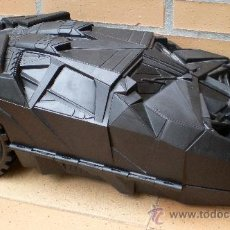 Figuras y Muñecos DC: BATMOBIL COCHE DE BATMAN MUY GRANDE, DC COMICS 2005 MATTEL. Lote 32940599