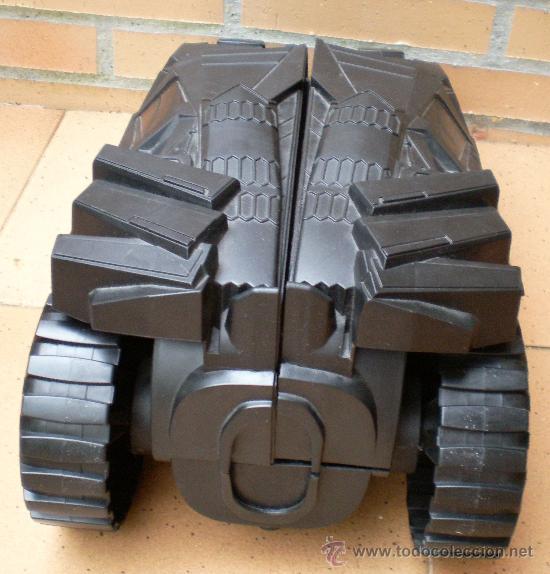 Figuras y Muñecos DC: Batmobil Coche de Batman muy grande, DC Comics 2005 Mattel - Foto 2 - 32940599