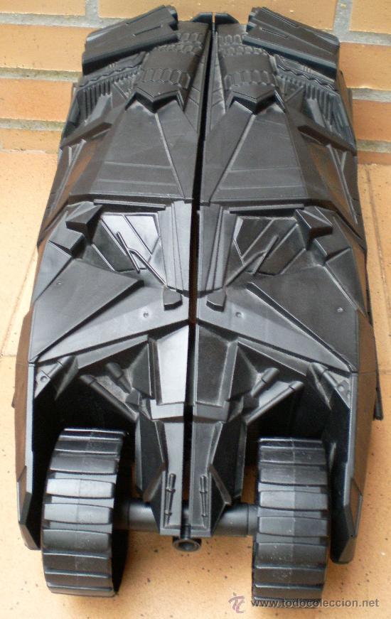 Figuras y Muñecos DC: Batmobil Coche de Batman muy grande, DC Comics 2005 Mattel - Foto 3 - 32940599