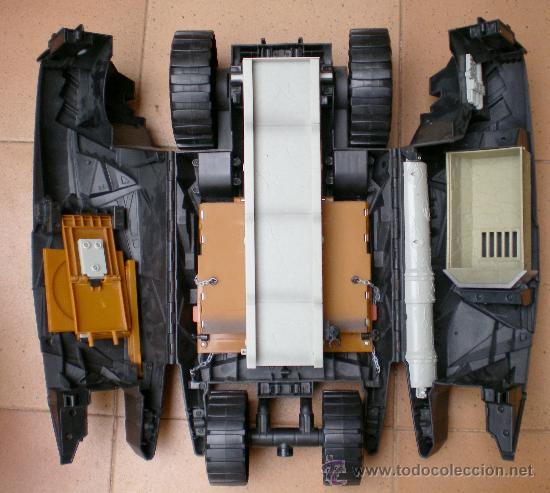 Figuras y Muñecos DC: Batmobil Coche de Batman muy grande, DC Comics 2005 Mattel - Foto 4 - 32940599