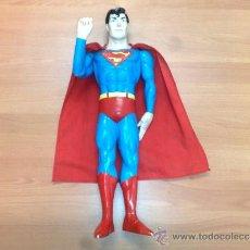Figure e Bambolotti DC: FIGURA SUPERMAN DC COMICS 1988 COMPLETO CON CAPA. Lote 36392530