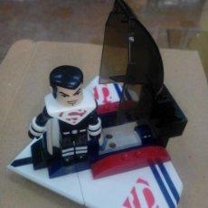 Figuras y Muñecos DC: ALTERNATE SUPERMAN MINI FLYER WITH MINIMATE -ART ASY. Lote 38216316