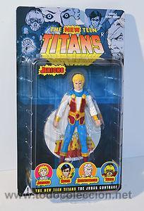 DC DIRECT JERICHO - THE NEW TEEN TITANS SERIES 2 - LOS NUEVOS TITANES FIGURA DE ACCIÓN - EN BLISTER (Juguetes - Figuras de Acción - DC)