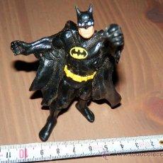 Figuras y Muñecos DC: FIGURA GOMA PVC ACCION BATMAN DC COMICS 1989BULLY GERMANY VER FOTOS. Lote 39025498