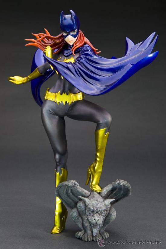 BATGIRL ARRANGED BY YAMASHITA SHUNYA. FIGURA DC COMICS BISHOUJO STATUE DE KOTOBUKIYA (Juguetes - Figuras de Acción - DC)
