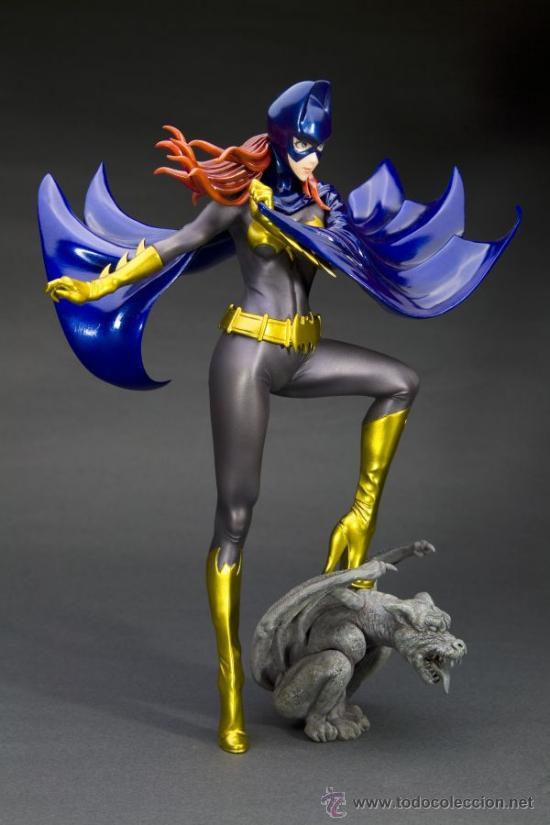 Figuras y Muñecos DC: BATGIRL ARRANGED BY YAMASHITA SHUNYA. FIGURA DC COMICS BISHOUJO STATUE DE KOTOBUKIYA - Foto 2 - 39084885