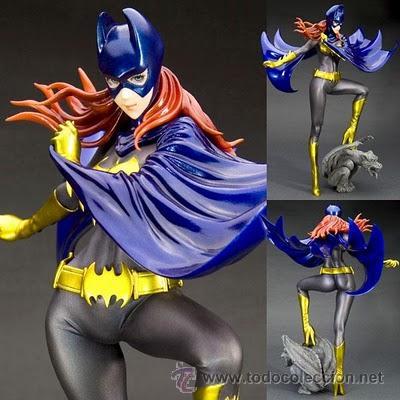 Figuras y Muñecos DC: BATGIRL ARRANGED BY YAMASHITA SHUNYA. FIGURA DC COMICS BISHOUJO STATUE DE KOTOBUKIYA - Foto 4 - 39084885