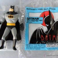 Figuras y Muñecos DC: BATMAN THE ANIMATED SERIES MCDONALDS DC COMICS 1993. Lote 40706804