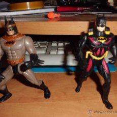 Figuras y Muñecos DC: LOTE DE 2 BATMANS DE KENNER 1994 ARTICULADOS. Lote 41125708