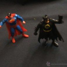 Figuras y Muñecos DC: LOTE 2 FIGURAS - BATMAN Y SUPERMAN -. Lote 41741328