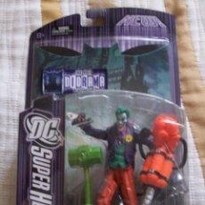 Figuras y Muñecos DC: FIGURA JOKER DC BATMAN SUPERHEROES EN BLISTER, SIMILAR MARVEL LEGENDS DC UNIVERSE CLASSICS. Lote 43793824