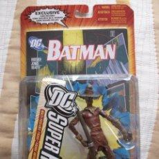 Figuras y Muñecos DC: FIGURA ESPANTAPAJAROS DC BATMAN SUPERHEROES EN BLISTER,SIMILAR MARVEL LEGENDS Y DC UNIVERSE CLASSICS. Lote 48159960