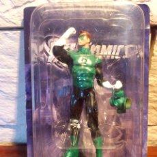 Figuras y Muñecos DC: DC COMICS - FIGURA - LINTERNA VERDE - GREEN LANTERN - ED. LIMITADA Y NUMERADA - NUEVO - BLISTER. Lote 43823637