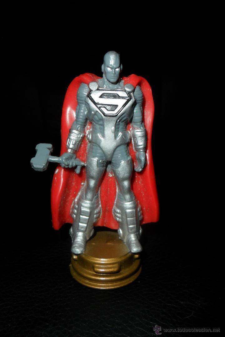 STEEL - DC 2000 (Juguetes - Figuras de Acción - DC)
