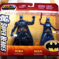 Figuras y Muñecos DC: BATMAN BATGIRL PACK DC SUPERHEROES. SIMILAR MARVEL LEGENDS Y DC UNIVERSE CLASSICS. Lote 174496607