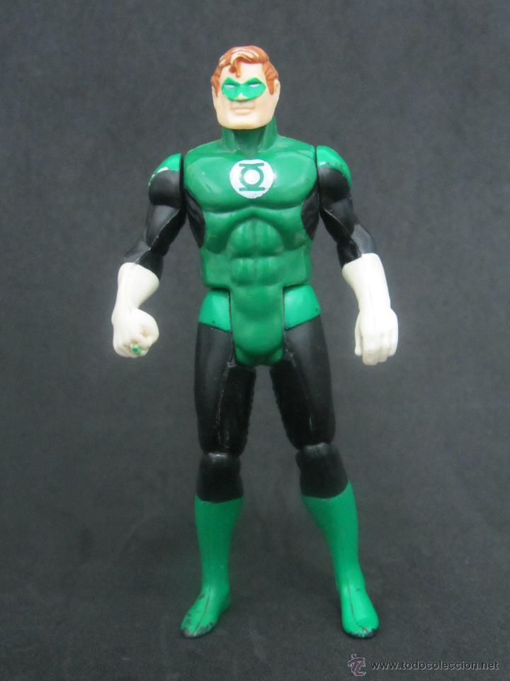 LINTERNA VERDE GREEN LANTERN SUPER POWERS KENNER (Juguetes - Figuras de Acción - DC)