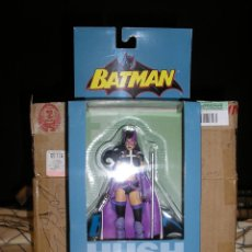 Figura DC Direct. LA CAZADORA (The Huntress, de Batman Hush serie 2). En blister