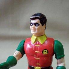 Figuras y Muñecos DC: FIGURA DE PLASTICO, ARTICULADA, ROBIN, DC, 1984, BATMAN, SUPER POWERS, FABRICADO POR KENNER. Lote 47170531