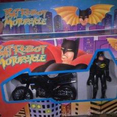 Figurines et Jouets DC: RELIQUIA CAJA BLISTER CON BATMAN MAS BAT-MOTO UNA PASADA PARA COLECCIONISTAS. Lote 201939780