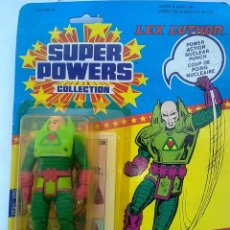 Figuras y Muñecos DC: BLISTER NUNCA ABIERTO DE KENNER VINTAGE LEX LUTHOR DC SUPER POWERS. Lote 47928291