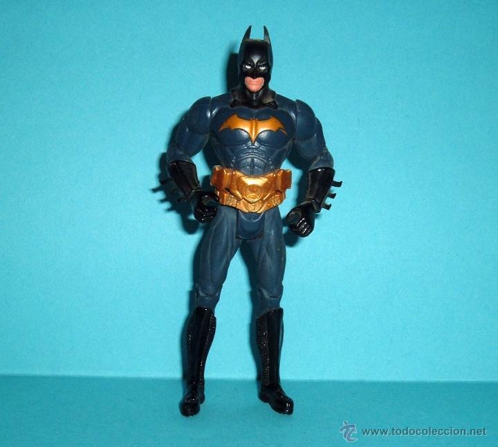 FIGURA BATMAN CINTURON DORADO (Juguetes - Figuras de Acción - DC)