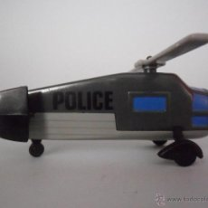 Figuras y Muñecos DC: BATMAN ANIMATED SERIES DIE-CAST METAL POLICE HELICOPTER BY ERTL 1993. Lote 48664703