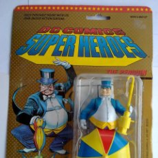 Figuras y Muñecos DC: DC COMICS SUPERHEROES BLISTER PINGUINO(PENGUIN) VS SUPERMAN 1989 POS SUPER POWERS TOY BIZ. Lote 142034538