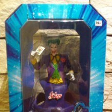 Figuras y Muñecos DC: DC COMICS - THE JOKER - BATMAN - MONOGRAM - FIGURA - BUSTO - PISAPAPELES - PRECINTADO - NUEVO. Lote 50118135