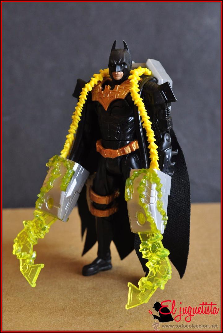 Batman Begins 2005 Electro Strike Batman Action Figure Movie POWER TEK