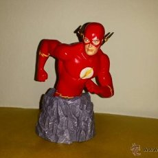 Figuras y Muñecos DC: BUSTO THE FLASH DE DC DIRECT. Lote 53546327