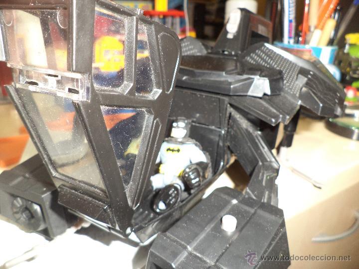 Figuras y Muñecos DC: Batcopter.Mattel-DC.Helicóptero de Batman. - Foto 3 - 53579205