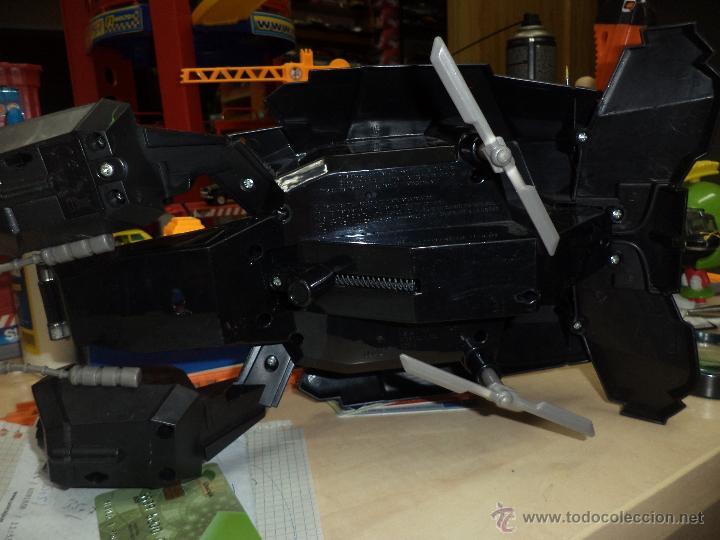 Figuras y Muñecos DC: Batcopter.Mattel-DC.Helicóptero de Batman. - Foto 4 - 53579205