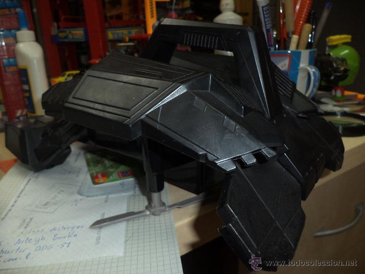 Figuras y Muñecos DC: Batcopter.Mattel-DC.Helicóptero de Batman. - Foto 5 - 53579205