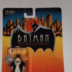 Figuras y Muñecos DC: FIGURA METALICA - BATMAN THE ANIMATED SERIES – THE PENGUIN - ERTL. Lote 54594461