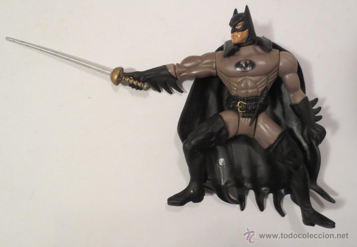 LEYENDAS DE BATMAN FIGURA (Juguetes - Figuras de Acción - DC)