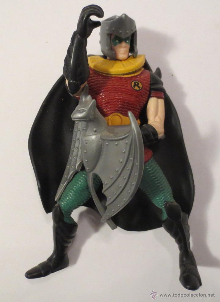 LEYENDAS DE BATMAN: ROBIN FIGURA (Juguetes - Figuras de Acción - DC)