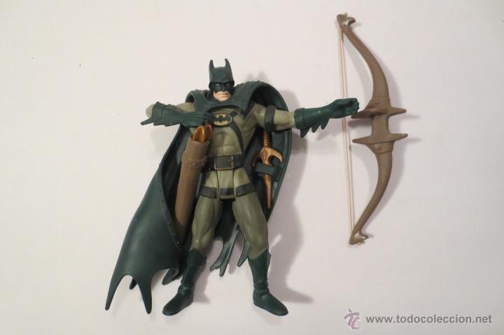 LEYENDAS DE BATMAN FIGURA ARTICULADA (Juguetes - Figuras de Acción - DC)