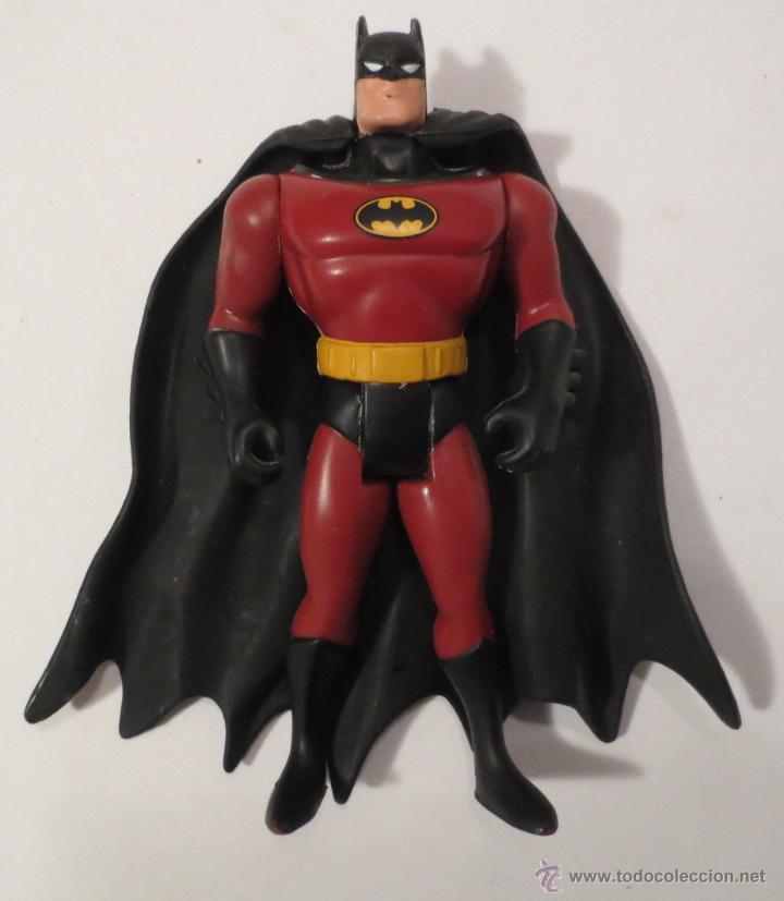 FIGURA BATMAN ARTICULADA KENNER (Juguetes - Figuras de Acción - DC)
