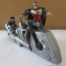 Figuras y Muñecos DC: BATMAN: ROBIN CON MOTOCICLETA FIGURA. Lote 54928834