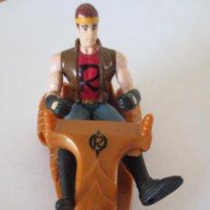 Figuras y Muñecos DC: BATMAN: ROBIN FIGURA CON BAT SKIBOAT. Lote 54929016