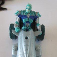 Figuras y Muñecos DC: BATMAN: MR FREEZE SR. FRIO FIGURA CON VEHICULO. Lote 54929448